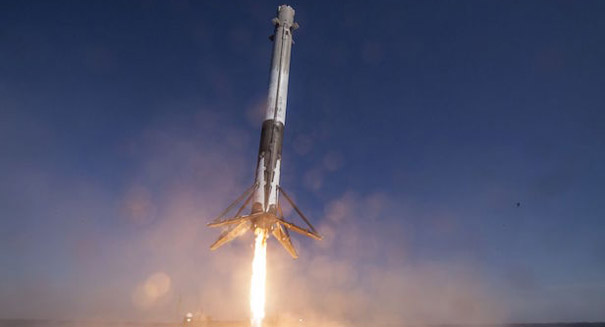 SpaceX to launch climate-monitoring instruments