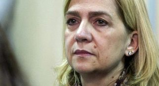 Spain's Princess Cristina acquitted, husband jailed