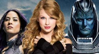 Taylor Swift may feature in Xmen Apocalypse