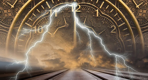 Scientists explore possibilities of time travel in both directions