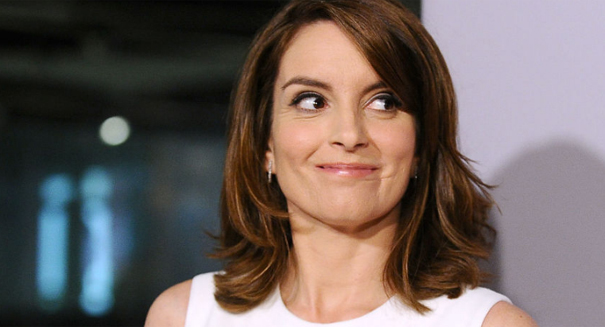 Tina Fey sends message to college educated white females
