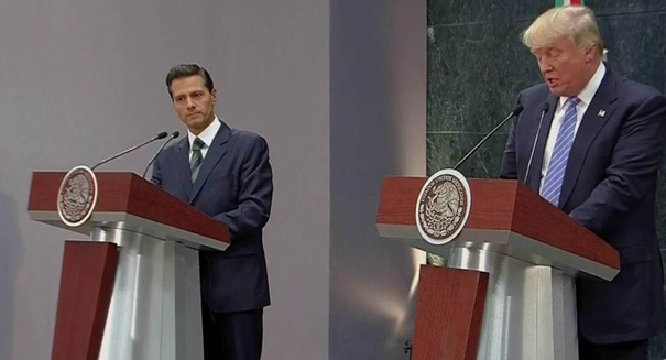 Mexican President tells Trump US companies not as important to Mexico as he thinks