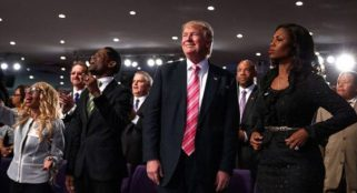 Trump vows to give Black Americans a new deal