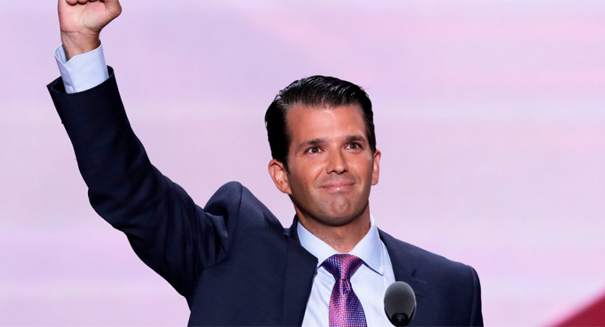 Donald Trump Jr. declines Secret Service protection