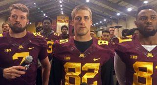 University of Minnesota players boycott all football activities