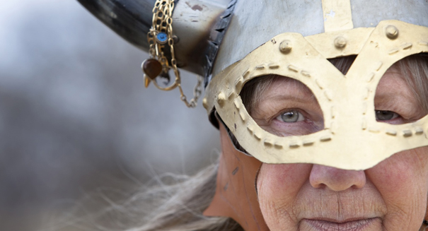 Viking women were warriors, genetic analysis reveals