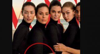 Ashley Graham refutes Vogue cover rumors