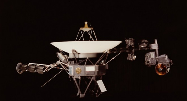 Voyager celebrates 40 years of space exploration