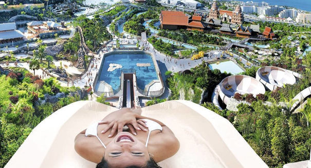 Top 10 Craziest Waterslides in the World