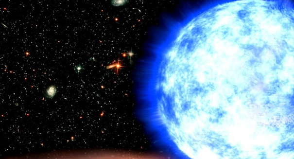 Scientists make first ever observation of contracting white dwarf star