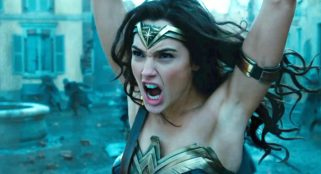 Wonder Woman director Patty Jenkins says she is 'excited' about a potential film