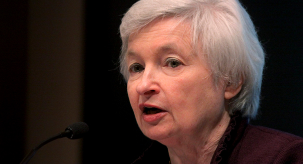 Janet Yellen defends interest hike